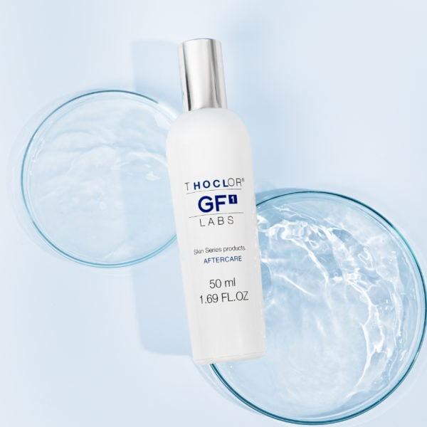 rapid recovery post treatment with gf1 aftercare