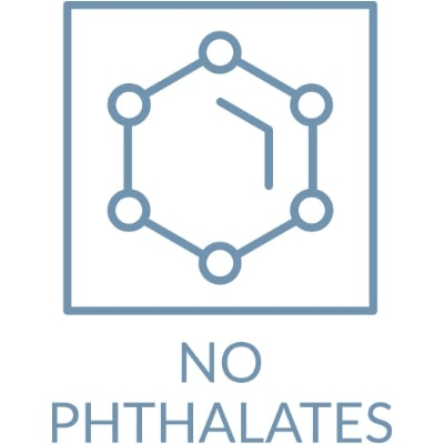 Our products contain no phthalates - Thoclor Labs