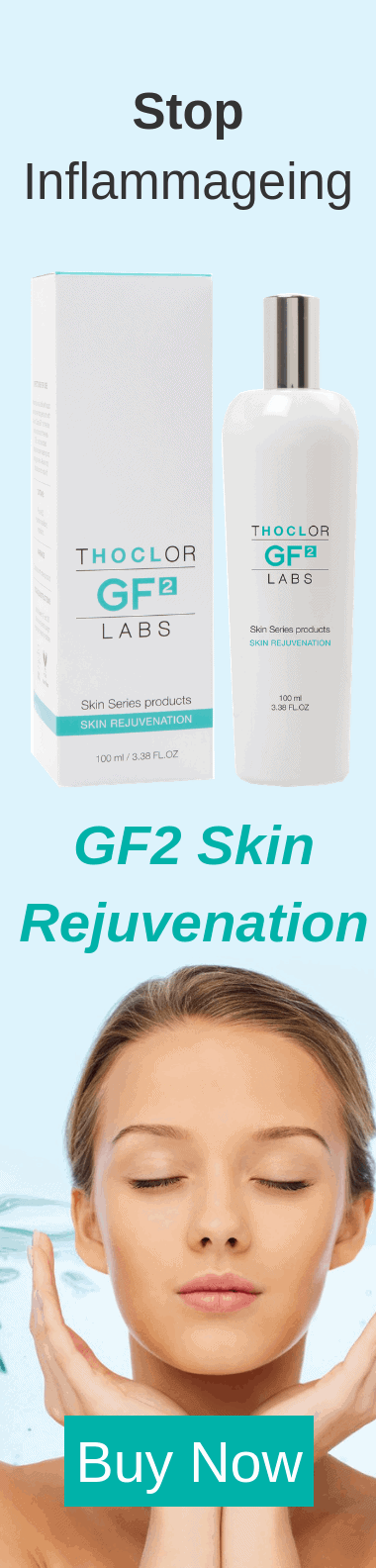 Stop Inflammageing with GF2